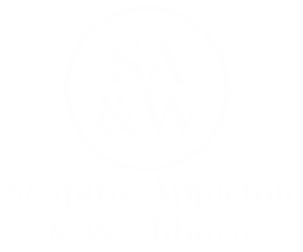 Shapiro, Appleton & Washburn Logo